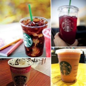 Starbucks Secret Menu Items