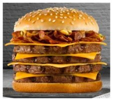 Burger King - Suicide Burger