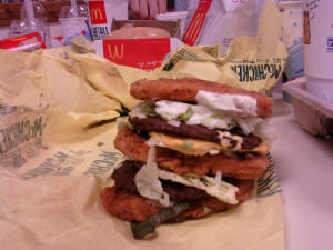Mcdonalds Big McChicken