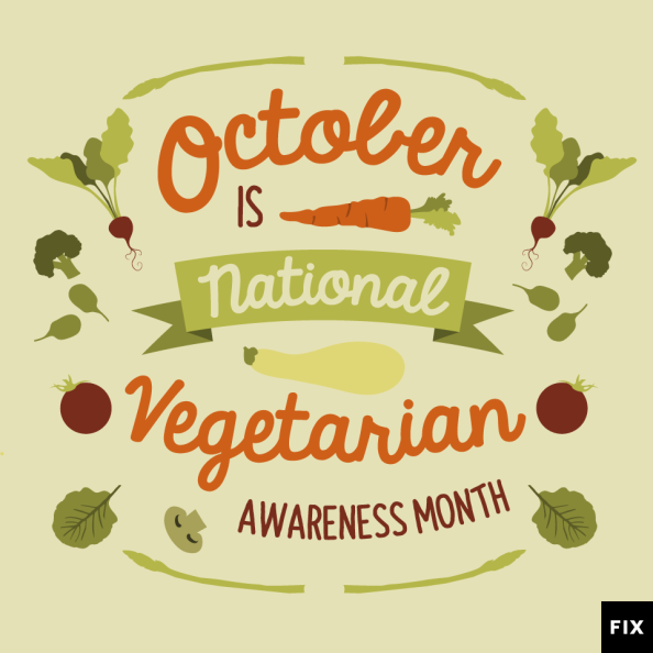 October is National Awareness Month!